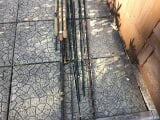 Photo Old Fishing Rods